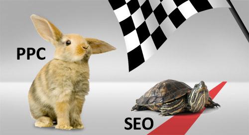SEO vs PPC - Search Engine Optimization vs Pay Per Click - SEO Rank Raisers